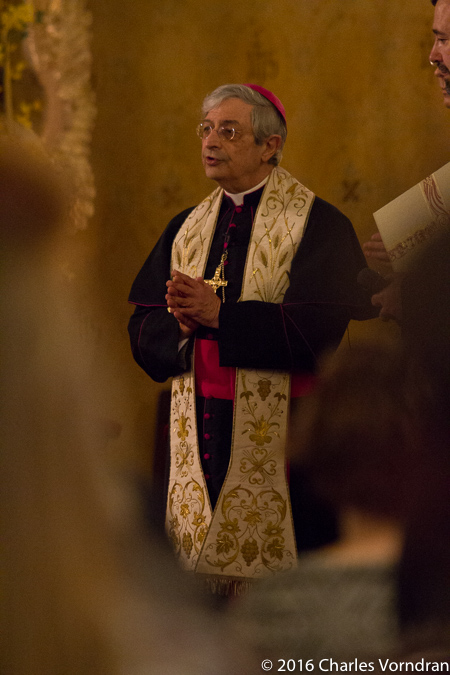 Most Rev. Bishop Salvatore Matano
